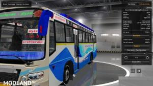 TNSTC Nagercoil to Tiruchy Bus Mod, 2 photo
