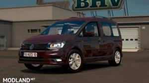 Volkswagen Caddy V1R5 (1.34), 1 photo