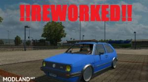 Volkswagen Golf GTI Reworked, 1 photo