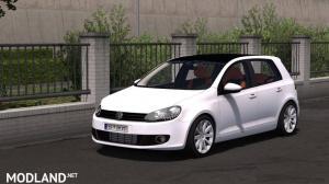 ETS2  Volkswagen Golf MK6 1.31-1.32
