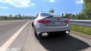 Alfa Romeo Giulia (1.31.x,1.32.x), 3 photo