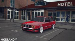 BMW 320i e30 (1.35.x), 3 photo