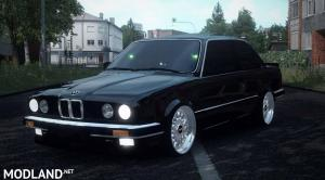BMW 320i e30 (1.35.x), 1 photo