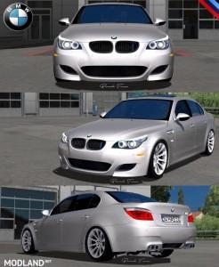 BMW 5 Series E60 Pack 1.31fix, 1 photo