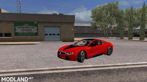 BMW i8 version 1.0 (1.31&up)