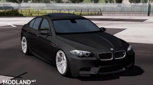 BMW M5 F10 v 3.0, 1 photo