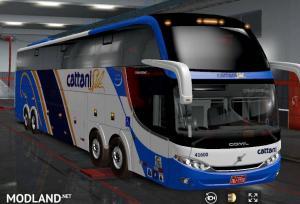 Bus Comil volvo Hd 8x2 v1.2, 1 photo
