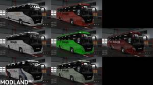 Scania Touring K360 4x2 (Bangladeshi Skins), 1 photo