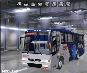 Busscar El Buss 340 Mercedes Benz Of-1721 Ats & Ets 1.36.x