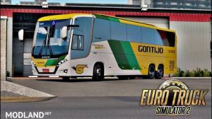 Busscar New VisstaBuss 360 6x2 4x2 1.35