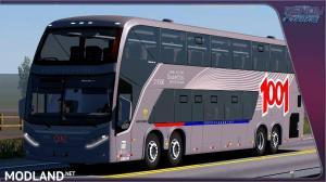 Busscar Vissta Buss DD 6x2 8x2 CD3DSHOP V3