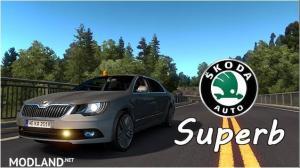 Skoda Superb + Caravan 1.33, 3 photo