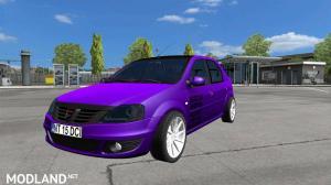 Dacia Logan 2011 1.35, 1 photo