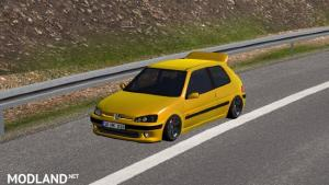 Peugeot 106 GTI - External Download image