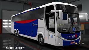bus Comil 365 MB 6x2 ETS2 1.33