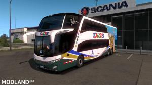 ETS2 Mods Pack - Bus Pack 1.34.x, 2 photo