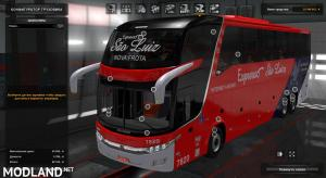 Tanzania Buses Skins for Marcopolo g7 v 1.0, 4 photo