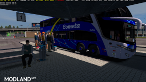 Bus Station for ETS2 1.31, 4 photo