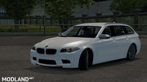 BMW M5 Touring BY BurakTuna24