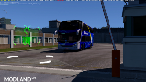 Bus Station for ETS2 1.31, 5 photo