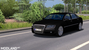 Audi A8 By Diablo Upgrade + Template 1.28