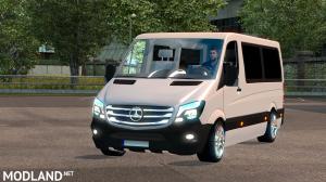 Mercedes Sprinter CDI211 2014