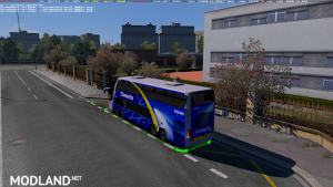 Bus Station for ETS2 1.31, 2 photo