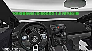 Volkswagen scirocco 2010 2.0 tsi, 2 photo