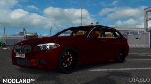 BMW M5 Touring by Diablo edit, 1 photo