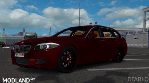 BMW M5 Touring by Diablo edit, 1 photo