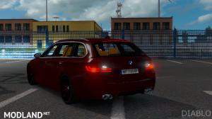 BMW M5 Touring by Diablo edit, 2 photo
