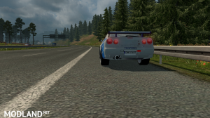 Nissan Skyline GTR R34 Beta V1, 2 photo