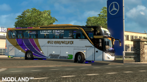 Mod Bus Indonesia Jetbus 3 HDD by FPS Support V1.23-V1.30