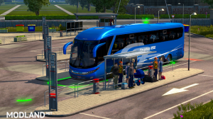 Bus Station for ETS2 1.31, 1 photo