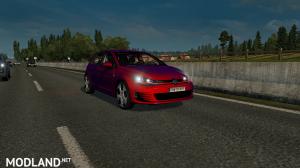 VW Golf 7 GTI v 1.0, 2 photo