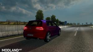 VW Golf 7 GTI v 1.0, 3 photo