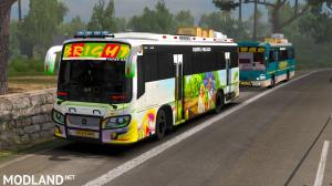 Three Bus Mods in One Pack 1.28, 1.30, 1.31, 1.32, 4 photo