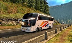 Tanzania Buses Skins for Marcopolo g7 v 1.0, 7 photo