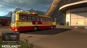 KSRTC Skin for Maruti V2 bus, 3 photo