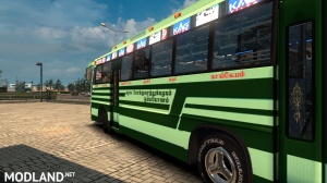 TNSTC Tirupur bus with HD Reworked PaintJob, 4 photo