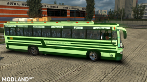 TNSTC Trivandrum to Nagercoil bus mod , 3 photo