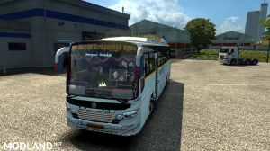 SETC TamilNadu New bus Mod Maruti V2 bus, 5 photo