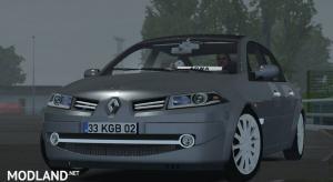 Renault Megane 2 V1R2 (1.34)