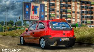 Opel Corsa C 1.7 DTI, 3 photo