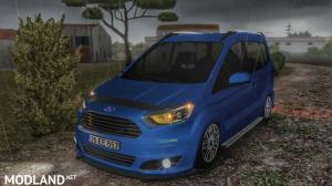 Ford Tourneo Courier V1R10 (1.35), 1 photo