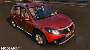 Dacia Sandero V1R10 (1.35), 1 photo