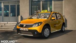 Dacia Sandero v1R2 1.33, 2 photo