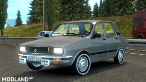 Renault 12 / Toros V1R10 (1.35), 1 photo