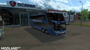 Marcopolo G7 1800 DD for ETS2 1.31, 1 photo