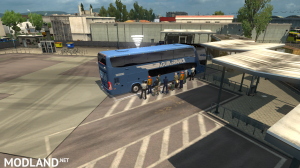 Marcopolo G7 1800 DD for ETS2 1.31, 2 photo